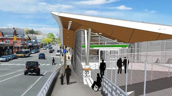 Boston Green Line Extension