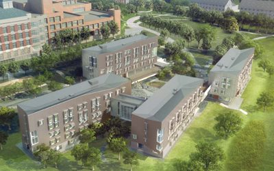 Greenway Campus Projects, Amherst College
