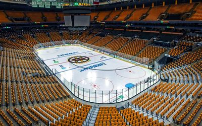 TD Garden Stadium Seating