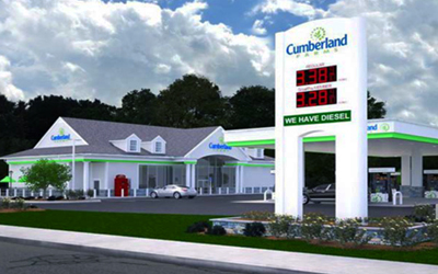 Cumberland Farms Car Wash