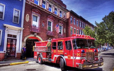 Engine 50 Charlestown, 34 Winthrop Street