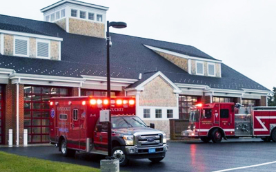 Nantucket New Fire Station