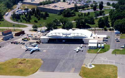 Hanscom Massport T Hangars, 380 Hanscom Drive, Bedford, Massachusetts