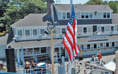 Nantucket Ferry Terminal