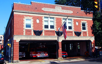 Hancock Fire Station