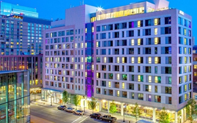 Seaport Parcel J – Yotel