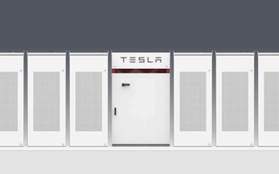 Tesla – Power Pack Installation