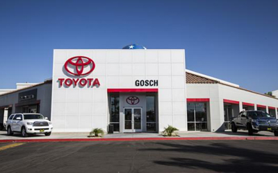 Gosch Toyota Collision Center